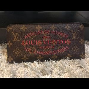 Louis Vuitton IKAT INSOLITE Wallet Indian Rose